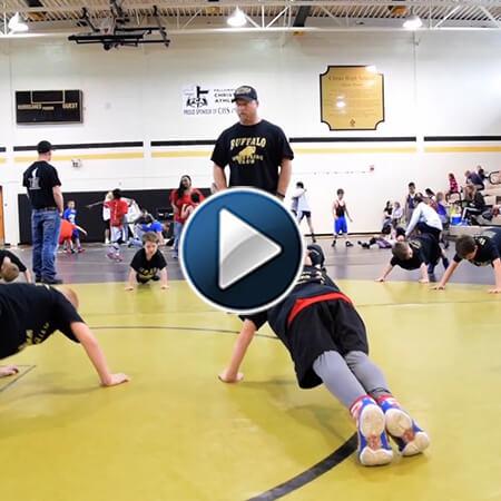Wrestling Video